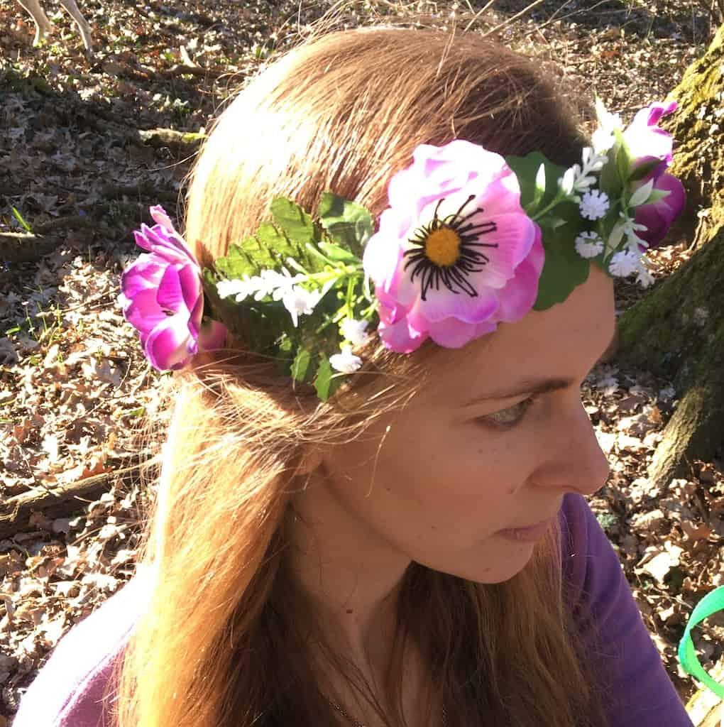 Coroncine fiori