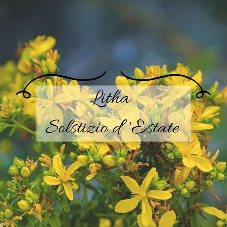Solstizio d'Estate – Litha