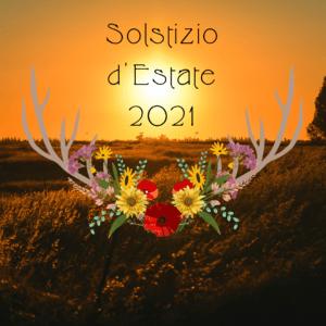 Celebrazione Solstizio Estate 2021